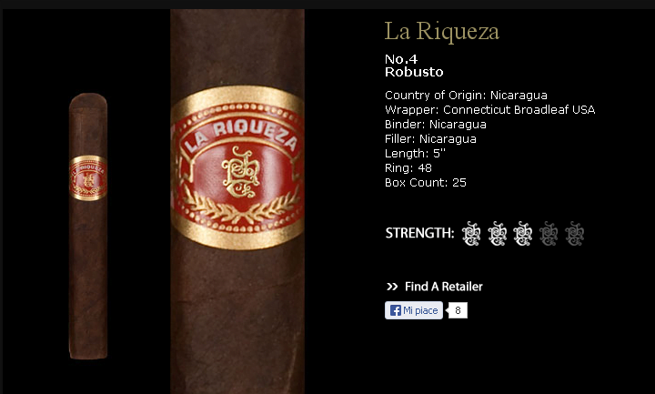 Cigar Review | La Riqueza No.4 @TatuajeCigars