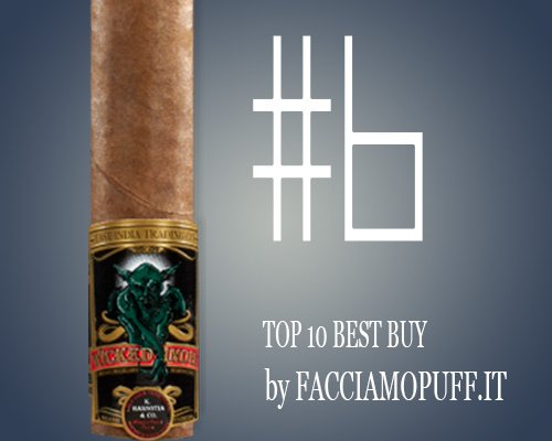 No. 6 | EAST INDIA TRADING COMPANY WICKED INDIE Robusto