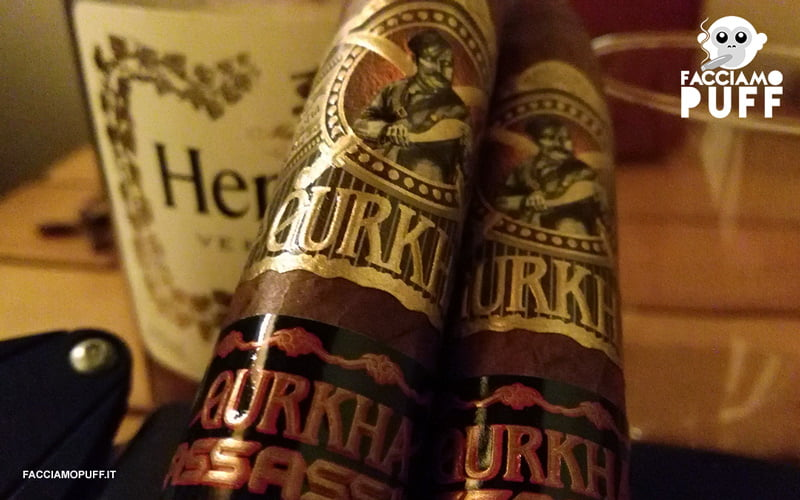 Gurkha Assassin Torpedo | Cigar Review | Attesa disattesa
