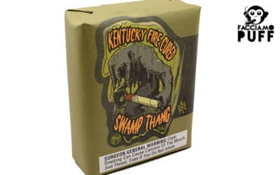 Dalla Drew Estate debuttano i Kentucky Fire Cured Swamp Thang e Swamp Rat  | #CigarNews