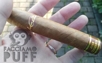#CigarReview | Juan Clemente Club Selection No.2 | il sigaro del mistero