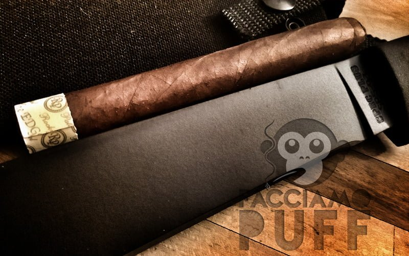 Cigar Review | Rocky Patel The Edge Corojo Corona
