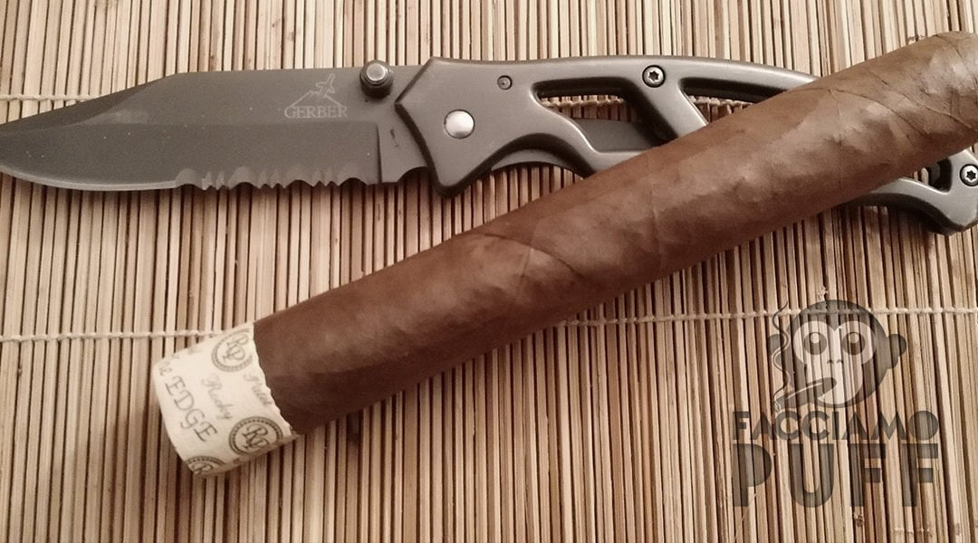 Cigar Review | Rocky Patel Edge Corojo Robusto