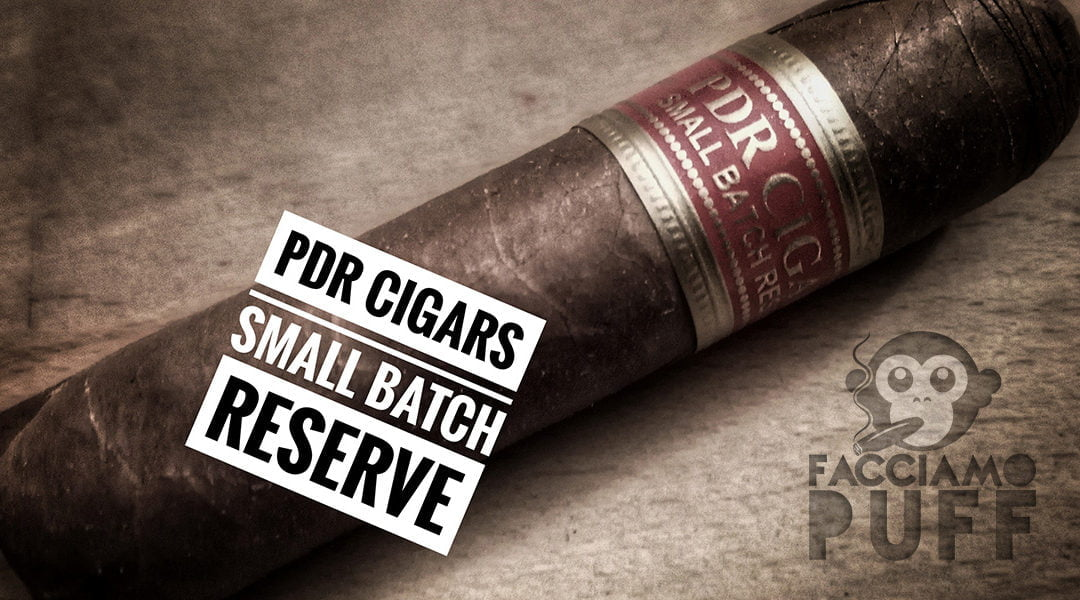 PDR Small Batch Reserve Habano Petit Robusto | Cigar Review