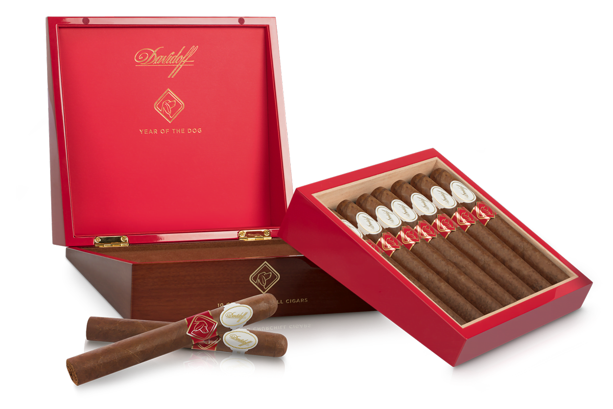 Cigar News | La Davidoff presenta il Year of the Dog 2018 Limited Edition