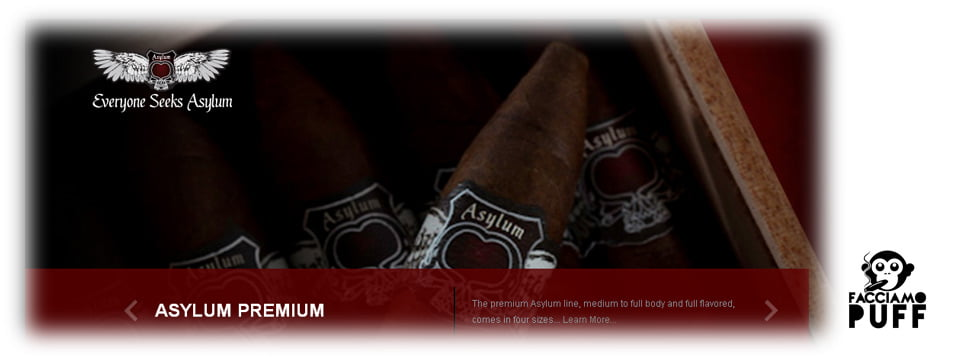 Asylum 13 Adding Corojo Line | News & Features | Cigar Aficionado