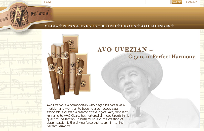 Avo Uvezian Celebrates Birthday with Dominant 13th Cigar | News & Features | Cigar Aficionado