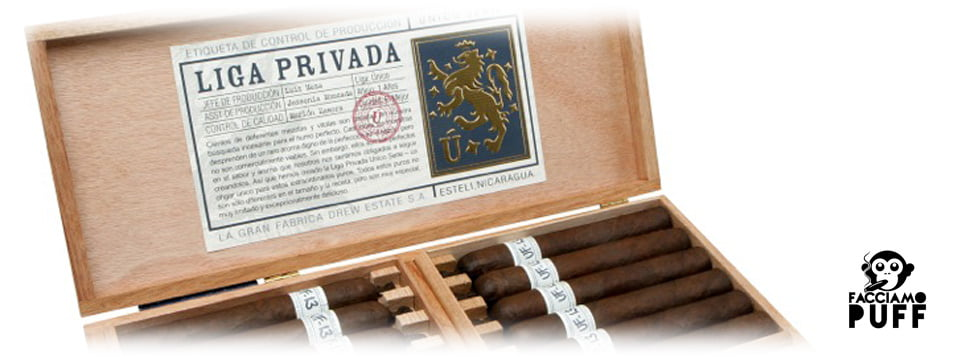 "Liga Privada Único Serie ""UF-13 Dark"" Released"