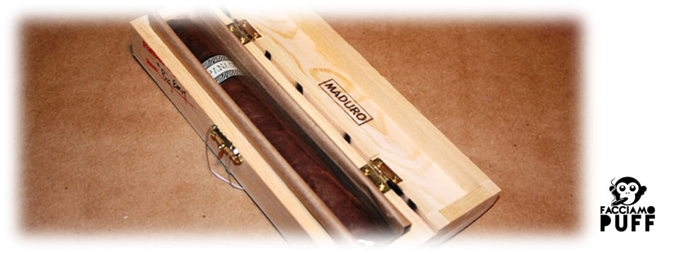 "Cigar News | Panacea 760 Maduro ""The Big Easy"""