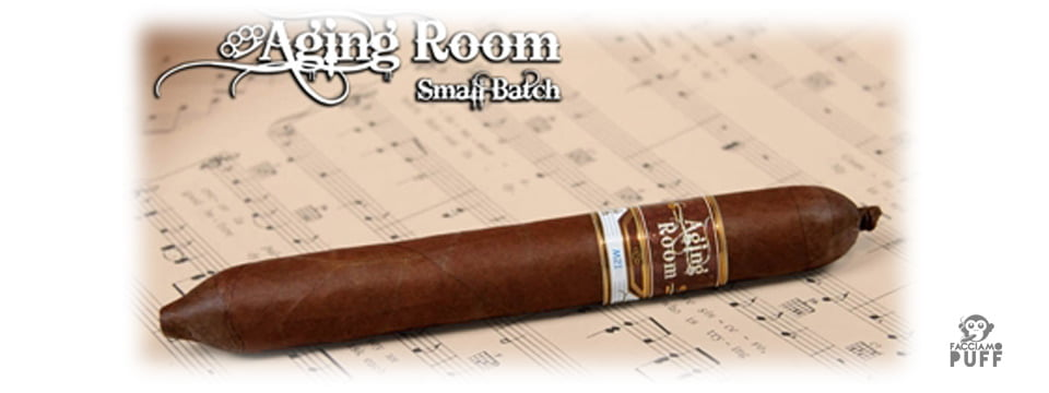 "Cigar News | Aging Room M21 ""ffortissimo"" 