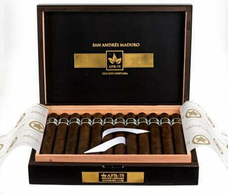 PDR-Cigars-AFR-75-Open-Box