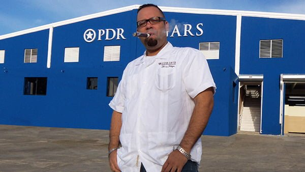 PDR CIGARS e Abe Flores