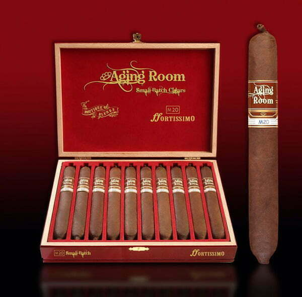 Cigar News | Annunciato il Limited Release @AgingRoomCigars Small Batch M20 Maduro
