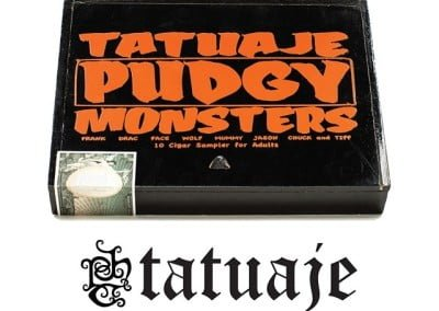 Arrivano i @TatuajeCigars Pudgy Monsters