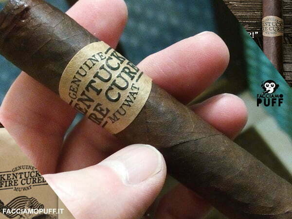 Cigar Review | MUWAT KENTUCKY FIRE CURED Chunky – il sigaro BBQ