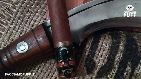Cigar Review | WICKED INDIE Robusto by East India Trading Company – il Jack Sparrow di Gurkha