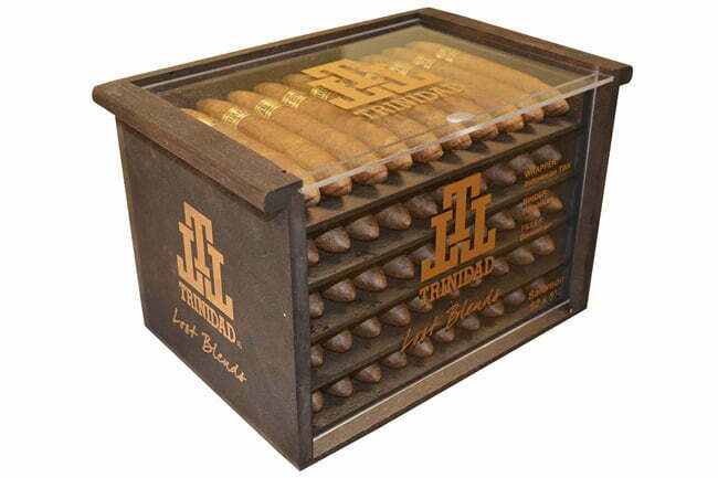 #CigarNews | Presentati i Trinidad Lost Blends