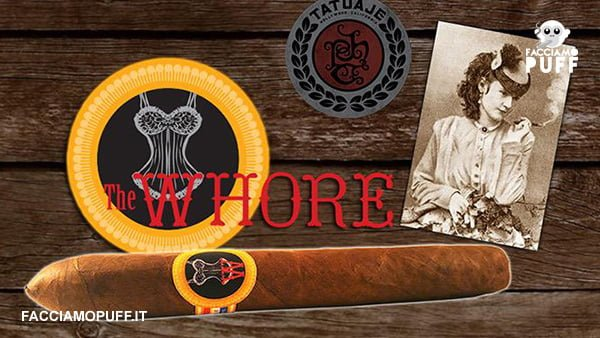 "#CigarNews | Tornano i Tatuaje ""The Whore"" in esclusiva per Nice Ash Cigars"