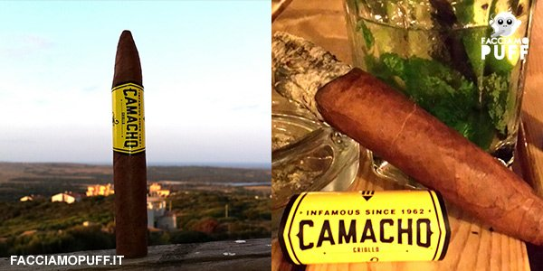 Cigar Review | Camacho Criollo Figurado | by Ellis Rosolen