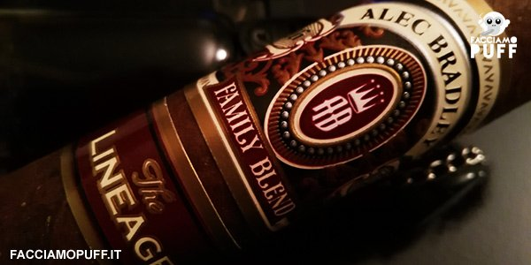 Alec Bradley Family Blend The Lineage Robusto | Cigar Review