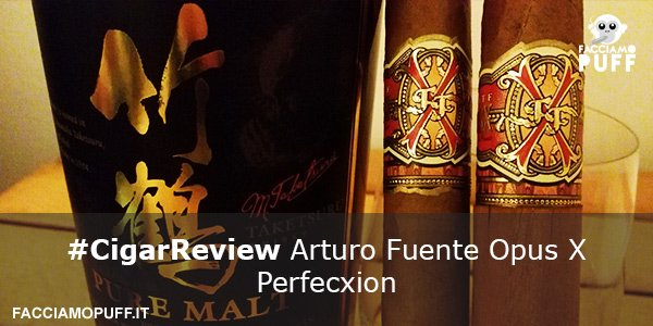 Arturo Fuente Opus X Perfecxion Tin