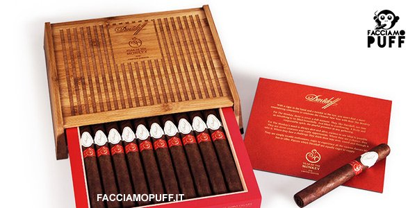 La Davidoff presenta YEAR OF THE M0NKEY LE 2016 | #CigarNews