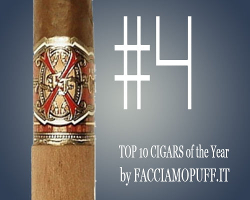 No. 4 | ARTURO FUENTE OPUS X Perfecxion