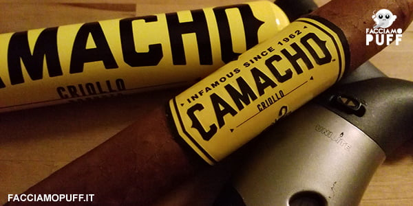 Camacho Criollo Robusto Tubo | Cigar Review