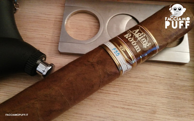Aging Room Quattro F55 Concerto | Cigar Review | l'opera polifonica dei churchill