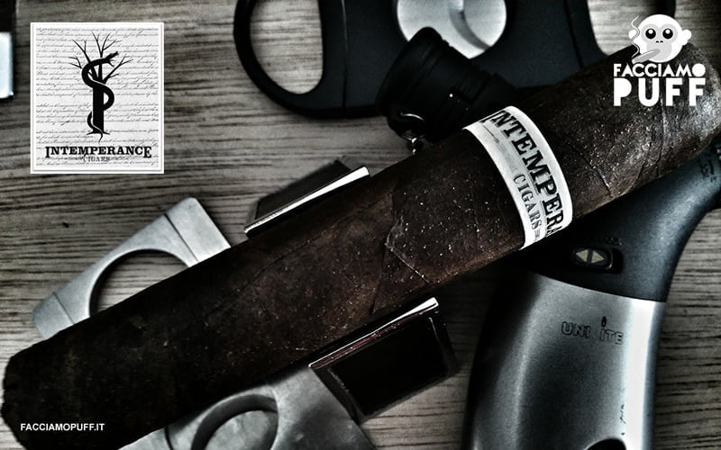 RoMa Craft Tobac Intemperance BA XXI The Avarice | Cigar Review
