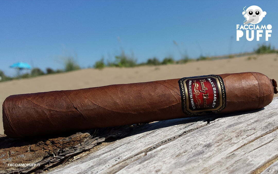 Alec Bradley Family Blend GS57 Double Toro