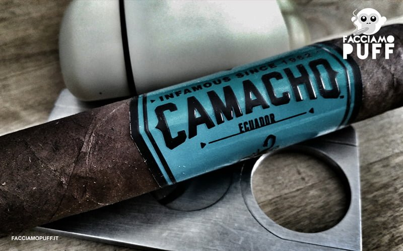 Camacho Ecuador Robusto | Cigar Review | goduria tropicale
