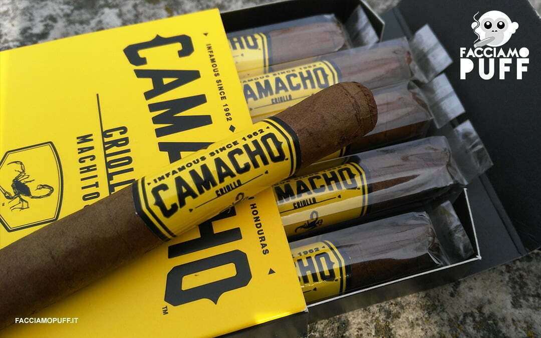 Camacho Criollo Machitos | Cigar Review | Macho, macho man, I gotta be a macho man