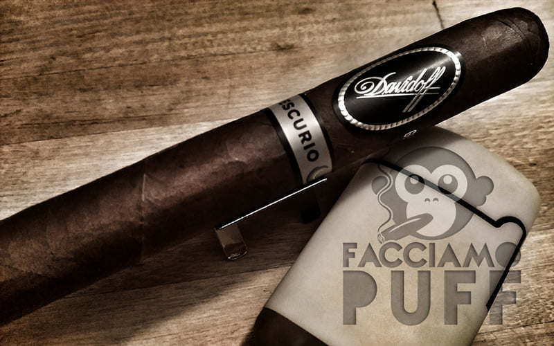 Davidoff Escurio Corona Gorda | Cigar Review | la bossa nova Brasiliana