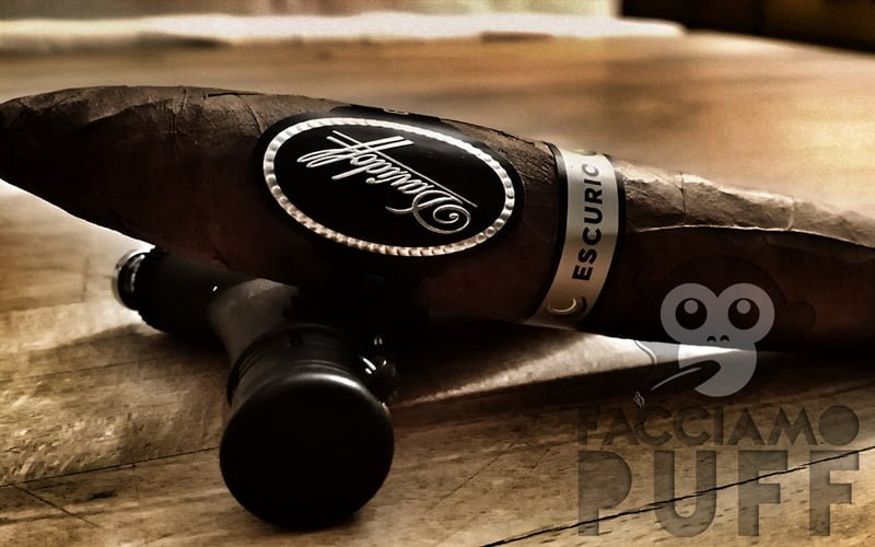 Davidoff Escurio Gran Perfecto | Cigar Review | Obelix o menhir Brasiliano?