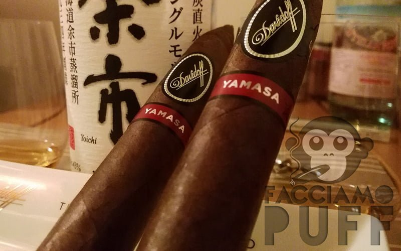 Davidoff Yamasá Piramides | Cigar Review | la fumata con il botto
