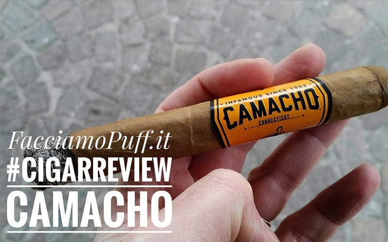 Cigar Review | Camacho Connecticut Corona