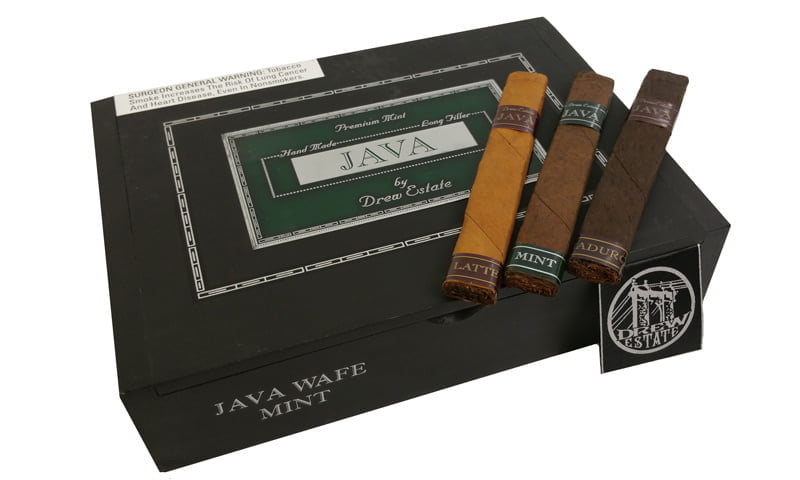 Cigar News | La Rocky Patel Premium Cigars reintroduce i Java Wafe by Drew Estate