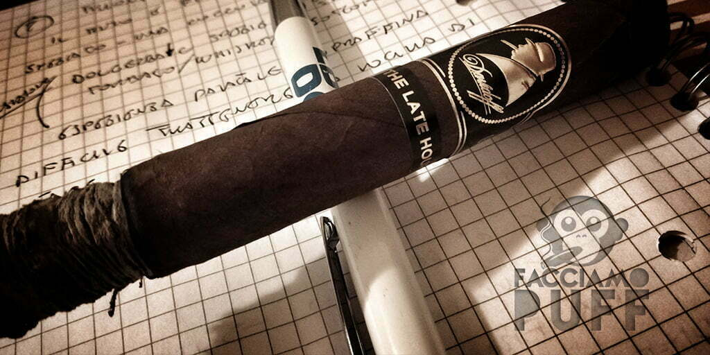 Winston Churchill The Late Hour Churchill by Davidoff