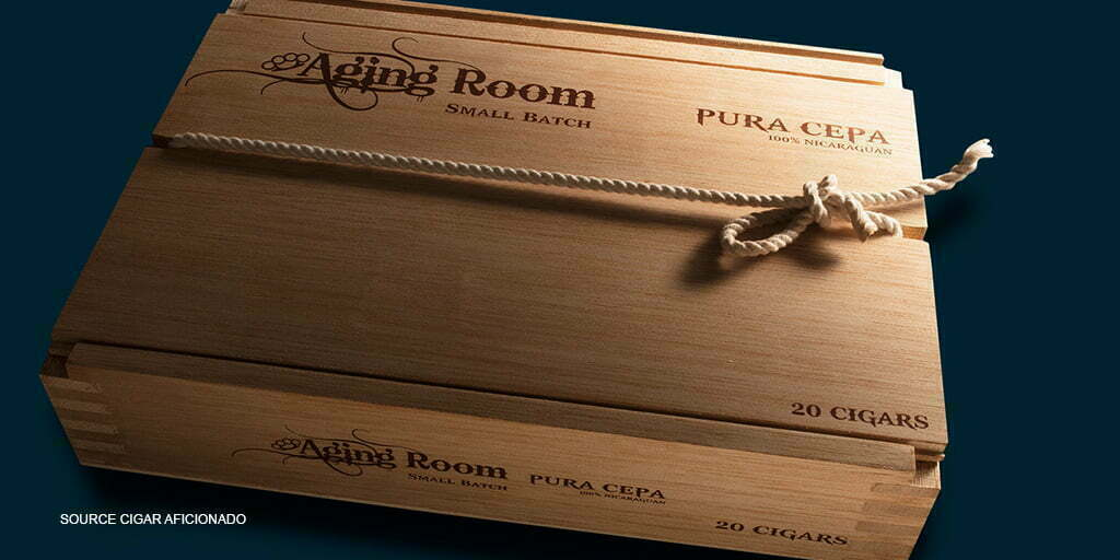 Presentati gli Aging Room Small Batch Pura Cepa