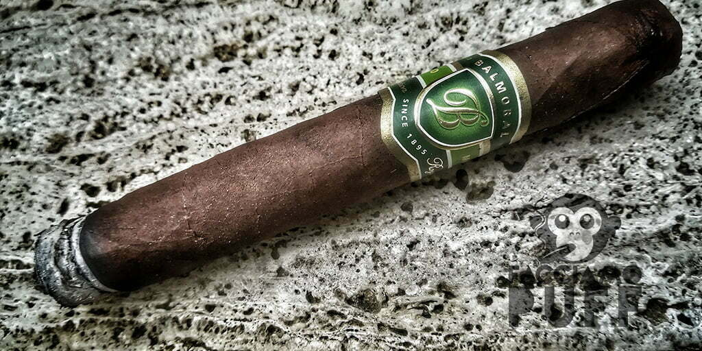 Balmoral Royal Selection Maduro Panatela