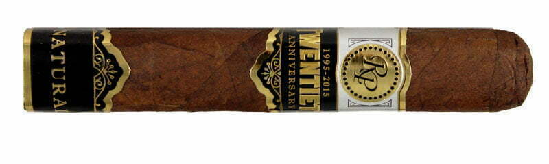 Rocky Patel 20th Anniversary Natural Robusto Grande