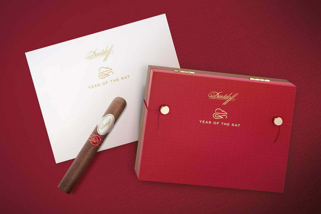 Davidoff presenta l'Year of the Rat Limited Edition 2020