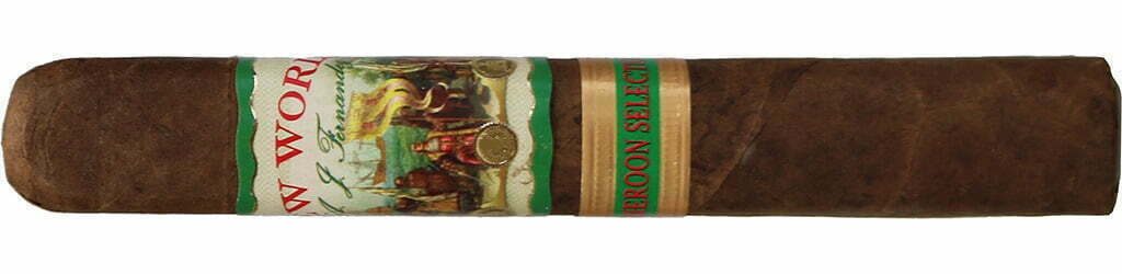 New World Cameroon Selection Double Robusto