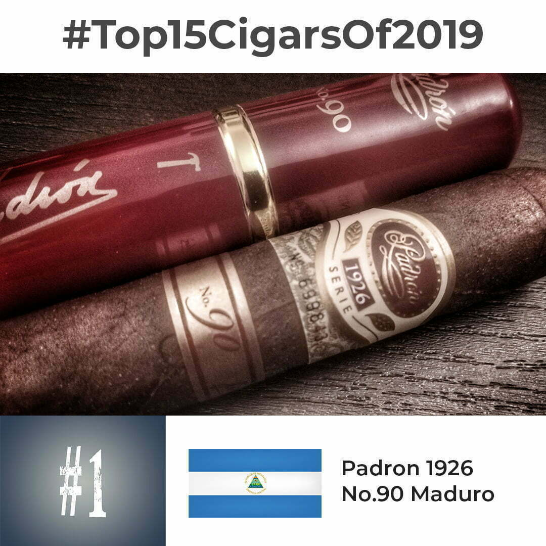 #1 - Cigar of the Year 2019