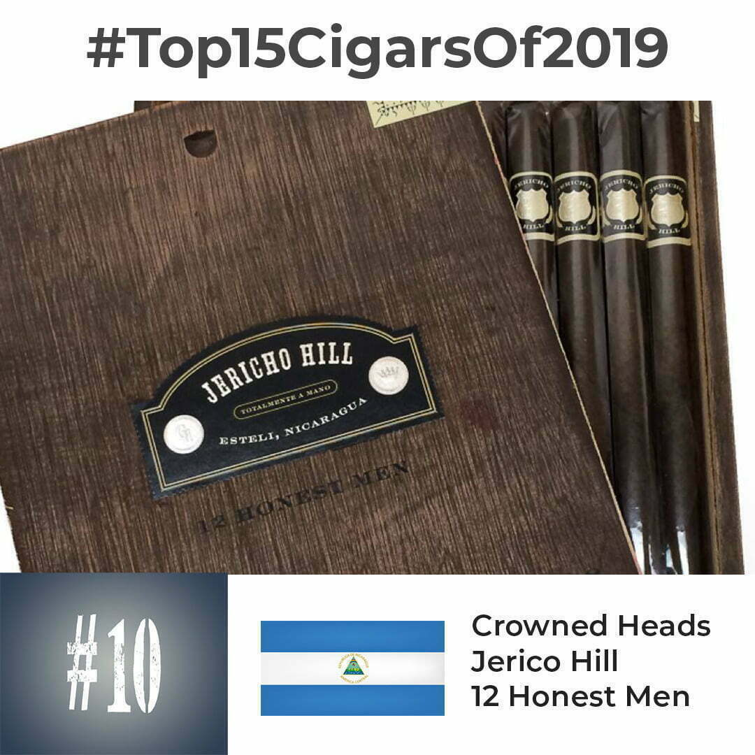 Crowned Heads Jerico Hill 12 Honest Men