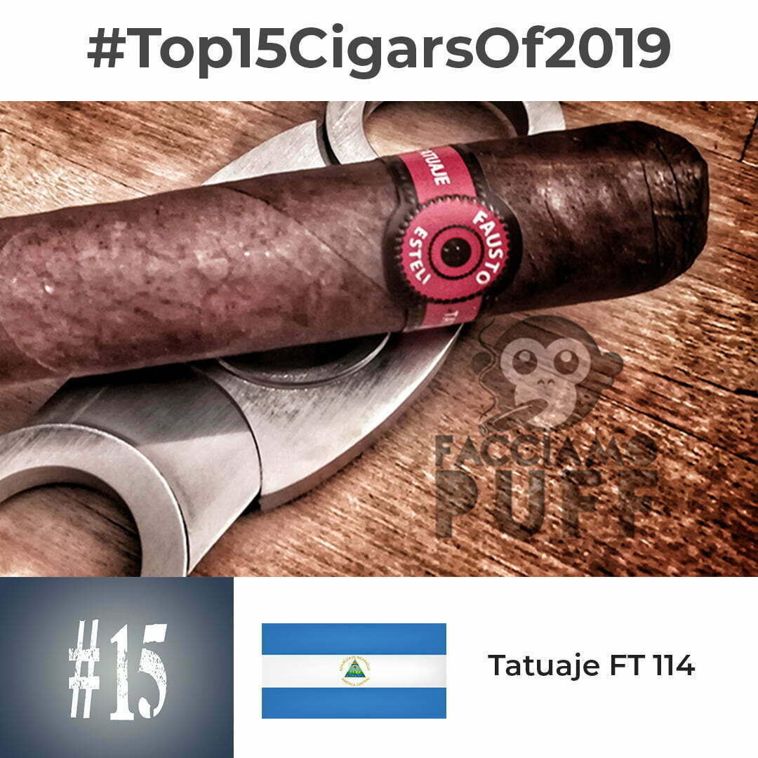 Tatuaje Fausto FT114