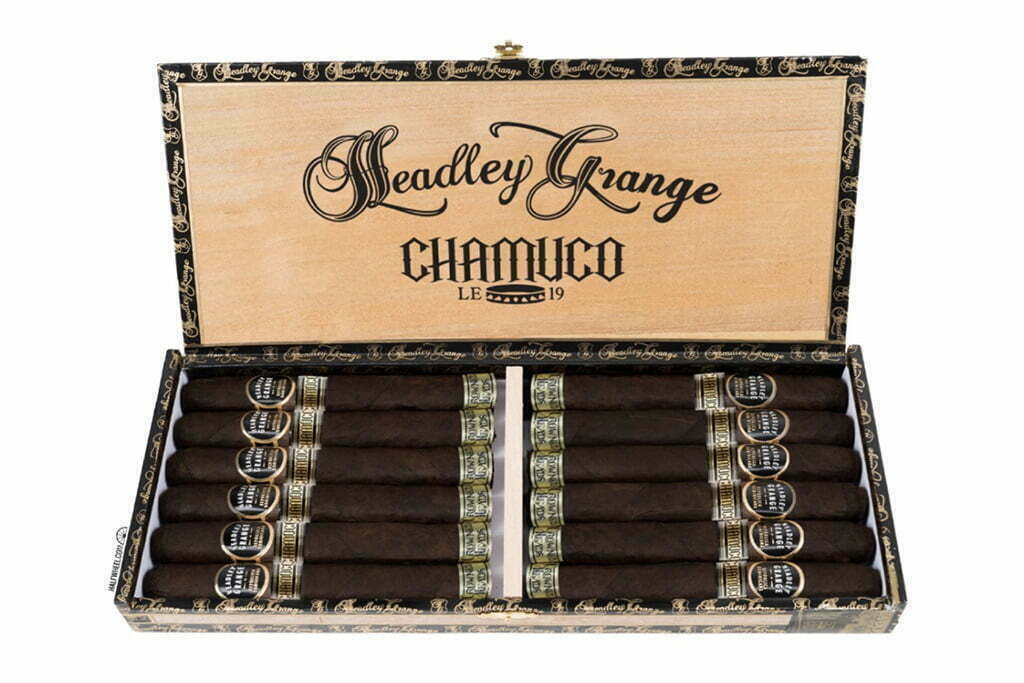 Crowned Heads Headley Grange Chamuco LE 2019